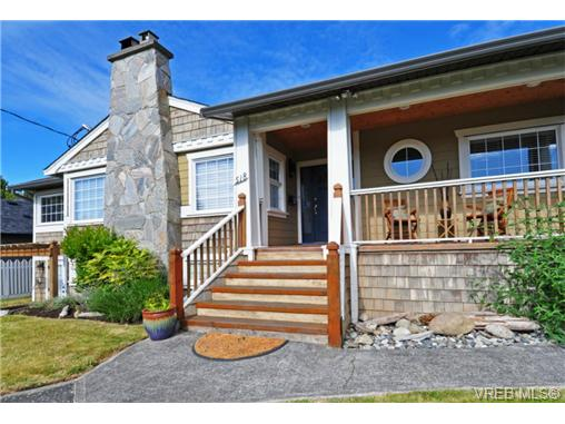Main Photo: 518 Hampshire Road in VICTORIA: OB South Oak Bay Residential for sale (Oak Bay)  : MLS(r) # 339430