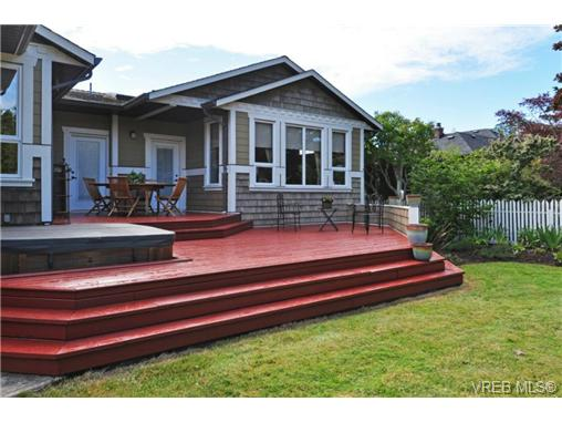 Photo 18: 518 Hampshire Road in VICTORIA: OB South Oak Bay Residential for sale (Oak Bay)  : MLS® # 339430