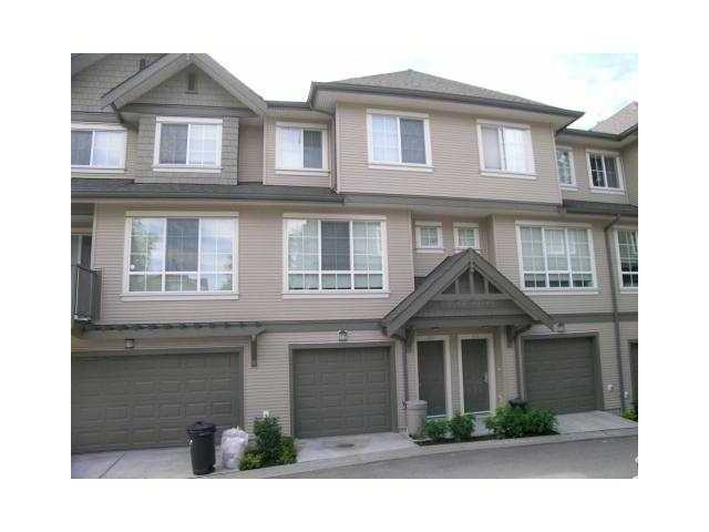 Main Photo: # 60 9088 HALSTON CT in Burnaby: Government Road Condo for sale (Burnaby North)  : MLS(r) # V1086003