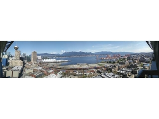Main Photo: # 2801 128 W CORDOVA ST in Vancouver: Downtown VW Condo for sale (Vancouver West)  : MLS®# V1120404