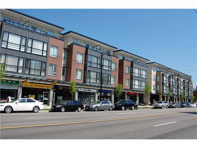 Main Photo: 206 2239 KINGSWAY in Vancouver: Victoria VE Condo for sale (Vancouver East)  : MLS® # R2056493