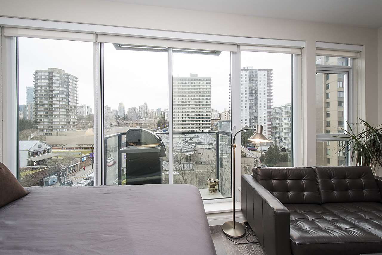 Photo 8: 704 1221 BIDWELL STREET in Vancouver: West End VW Condo for sale (Vancouver West)  : MLS(r) # R2139086