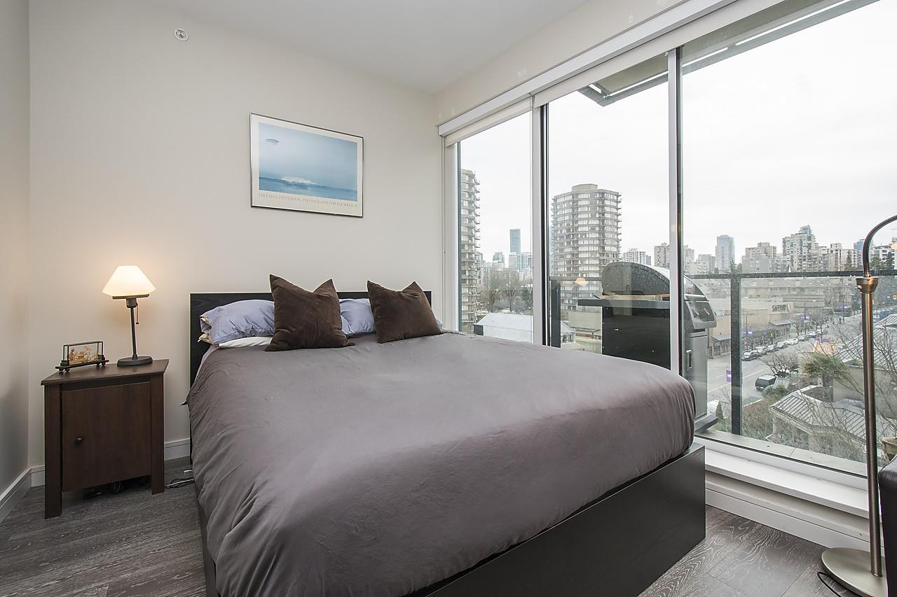 Photo 7: 704 1221 BIDWELL STREET in Vancouver: West End VW Condo for sale (Vancouver West)  : MLS(r) # R2139086