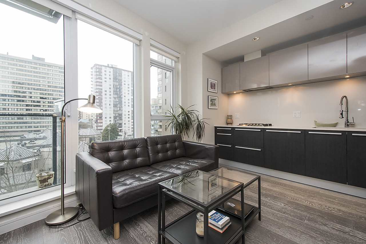 Photo 6: 704 1221 BIDWELL STREET in Vancouver: West End VW Condo for sale (Vancouver West)  : MLS(r) # R2139086
