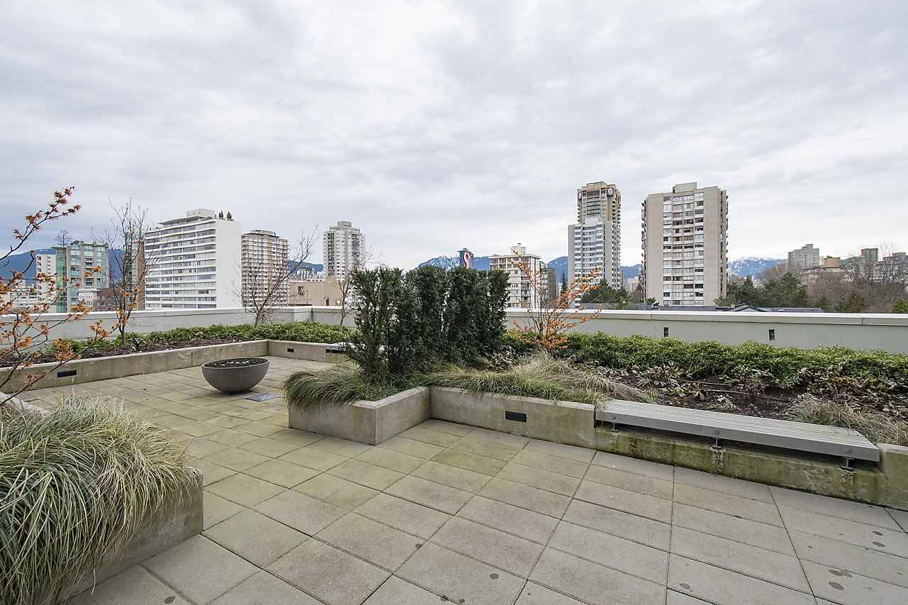 Photo 20: 704 1221 BIDWELL STREET in Vancouver: West End VW Condo for sale (Vancouver West)  : MLS(r) # R2139086