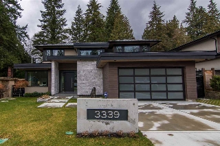 Main Photo: 3339 FAIRMONT ROAD in North Vancouver: Edgemont House for sale : MLS® # R2138353