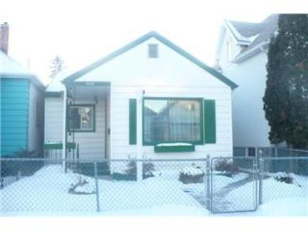 Main Photo: 1608 ALEXANDER Avenue in Winnipeg: Residential for sale (Canada)  : MLS® # 1201967