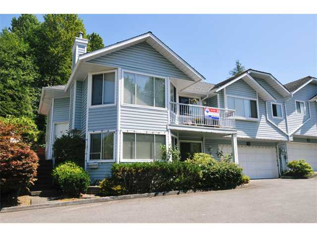 "Main Photo: 21 22555 116TH Avenue in Maple Ridge: East Central Townhouse for sale in ""FRASERVIEW VILLAGE"" : MLS® # V1019470"