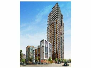 Main Photo: 702 1351 Continental St in Vancouver: Condo for sale