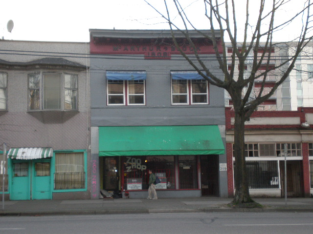 Main Photo: 219 Main Street in vancouver: Downtown VE Home for lease (Vancouver East)
