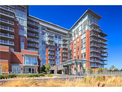 Main Photo: 209 100 Saghalie Road in VICTORIA: VW Songhees Condo Apartment for sale (Victoria West)  : MLS® # 340916