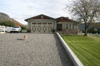 Main Photo: 4013 Shuswap Road in kamloops: south thompson House with Acreage for sale : MLS(r) # 125498