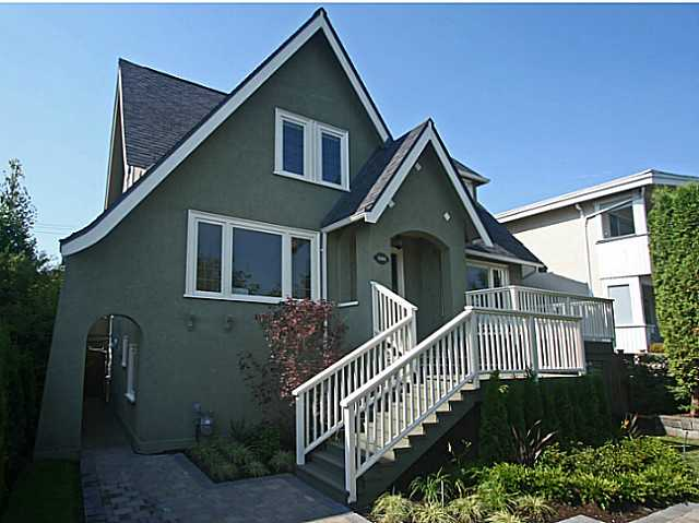FEATURED LISTING: 3160 KING EDWARD Avenue West Vancouver