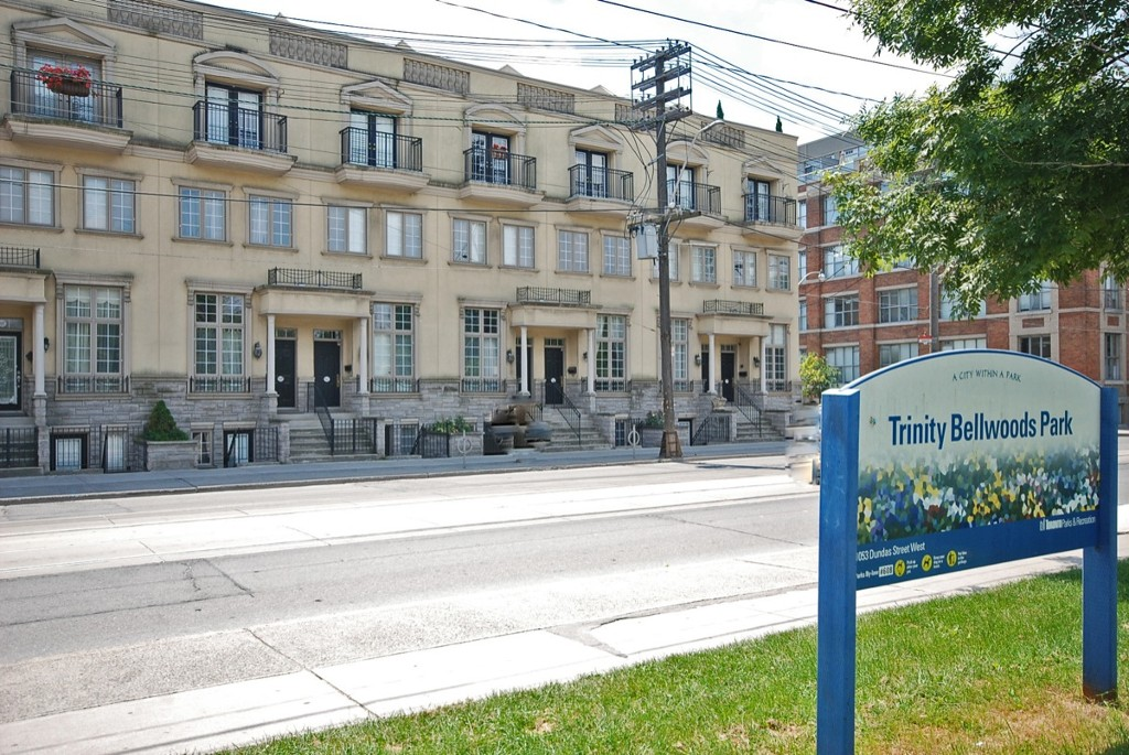 Main Photo: 945 Queen St W in Toronto: Trinity-Bellwoods Freehold for sale (Toronto C01)