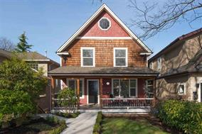 Main Photo: 141 E 20th Ave in Vancouver: Main House for sale (Vancouver East)  : MLS(r) # R2040364
