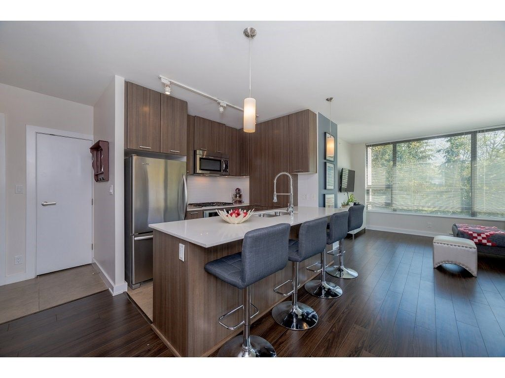 Main Photo: 407 301 CAPILANO ROAD in Port Moody: Port Moody Centre Condo for sale : MLS®# R2266488