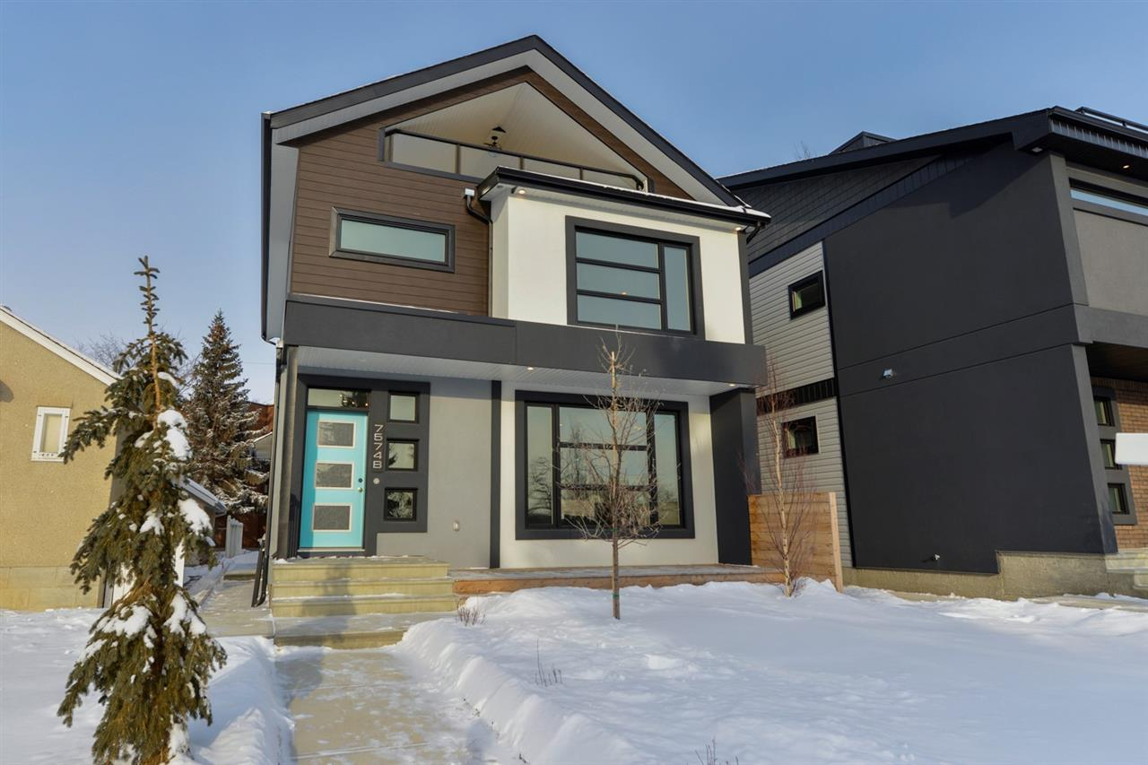 FEATURED LISTING: 7574B 110 Avenue Northwest Edmonton