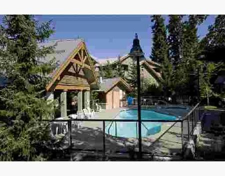 Main Photo: # 16 4388 NORTHLANDS BV in Whistler: House for sale : MLS® # V732675