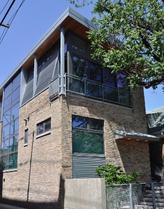 Main Photo: 1610 Honore Street in Chicago: CHI - West Town Single Family Home for sale ()  : MLS(r) # 08078947