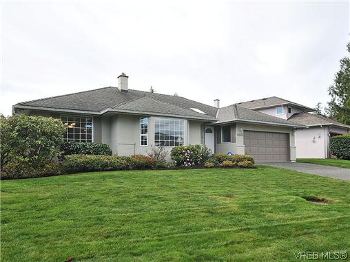 Main Photo: 4683 Sunnymead Way in VICTORIA: SE Sunnymead Single Family Detached for sale (Saanich East)  : MLS®# 321036