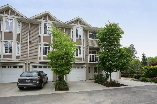 "Main Photo: 17 2865 273RD Street in Langley: Aldergrove Langley Townhouse for sale in ""EMMY LANE"" : MLS®# F1311800"
