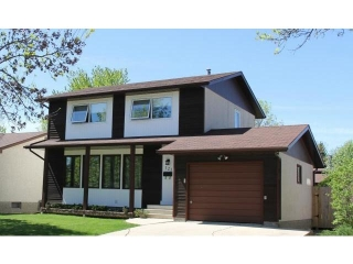 Main Photo: 121 Whitley Drive in WINNIPEG: St Vital Residential for sale (South East Winnipeg)  : MLS(r) # 1311297