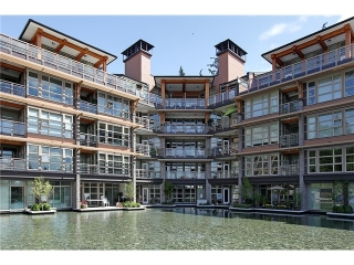 Main Photo: 109 3606 ALDERCREST Drive in North Vancouver: Roche Point Condo for sale : MLS(r) # V1020288
