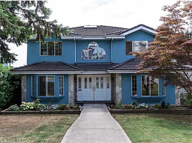 Main Photo: 5852 MCKEE Street in Burnaby: South Slope House for sale (Burnaby South)  : MLS® # V1082621