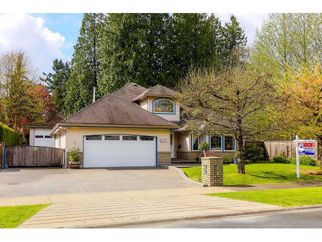 Main Photo: 14256 GLADSTONE DR in Surrey: Bolivar Heights House for sale (North Surrey)  : MLS(r) # F1442599