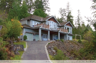 Main Photo: 1705 Isle View Lane in Bowen Island: Bluewater House for sale : MLS® # R2120764