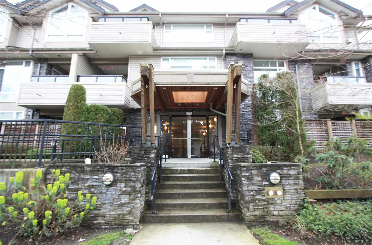 Main Photo: 105 3150 VINCENT STREET in Port Coquitlam: Glenwood PQ Condo for sale : MLS® # R2154370