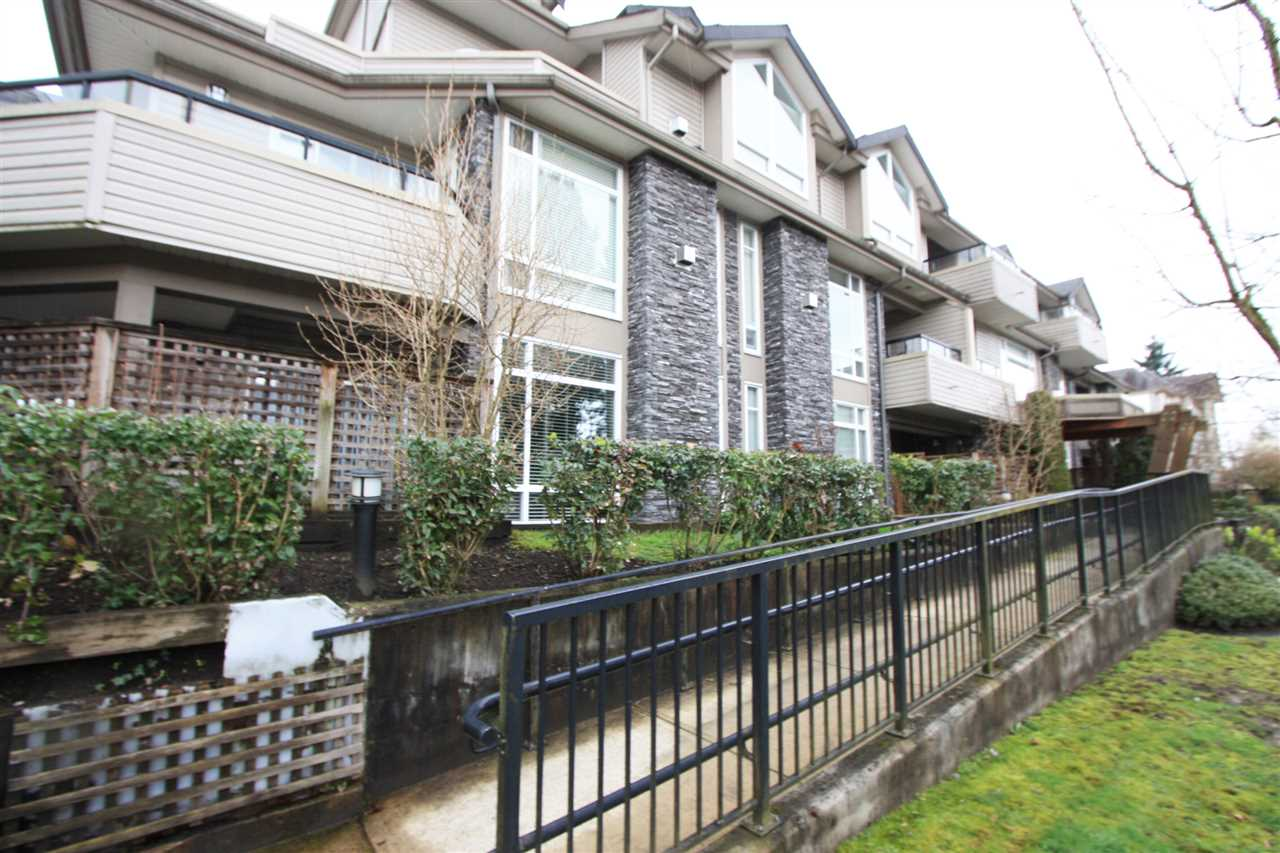 Photo 12: 105 3150 VINCENT STREET in Port Coquitlam: Glenwood PQ Condo for sale : MLS® # R2154370