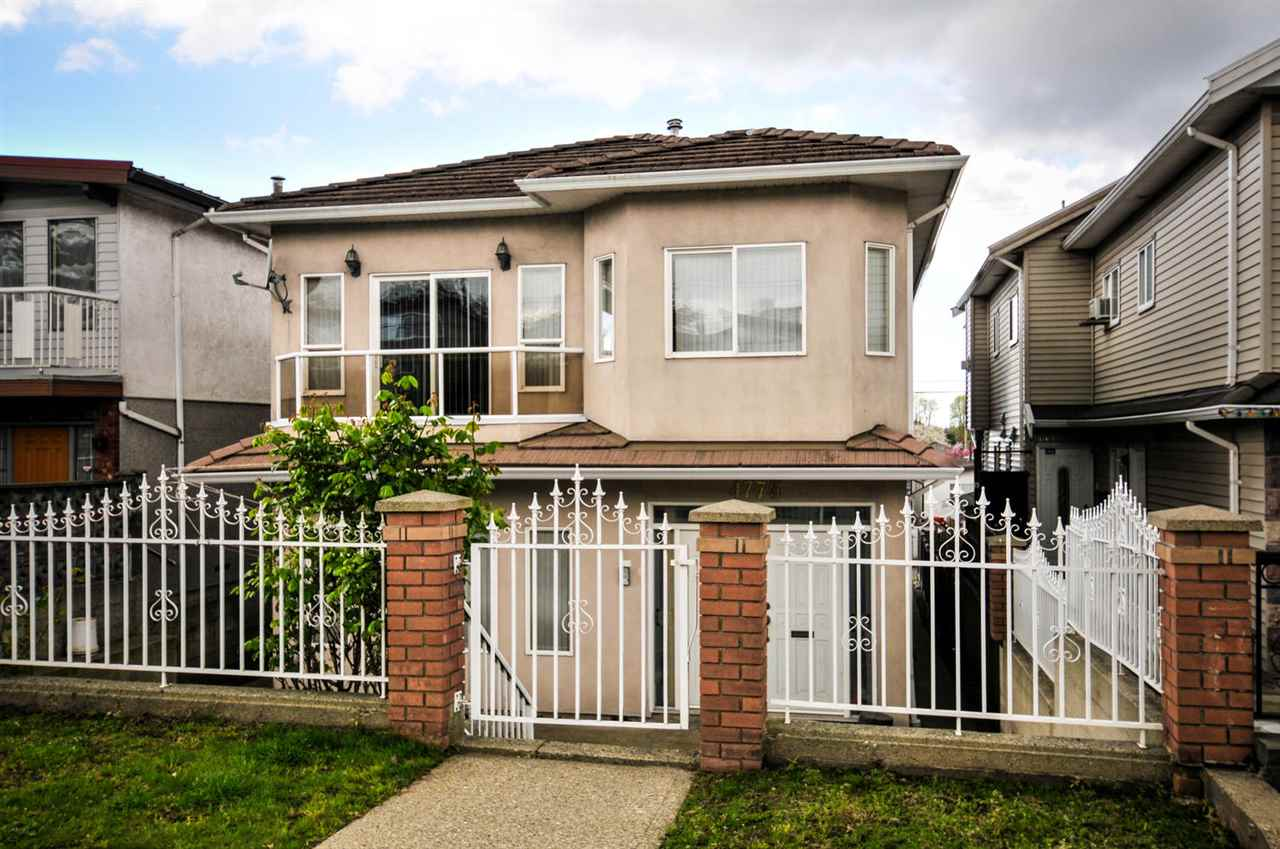 Main Photo: 4775 VICTORIA DRIVE in Vancouver: Victoria VE House for sale (Vancouver East)  : MLS® # R2161046