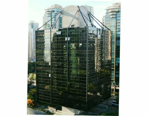 "Main Photo: 1333 W GEORGIA Street in Vancouver: Coal Harbour Condo for sale in ""THE QUBE"" (Vancouver West)  : MLS® # V626760"