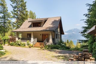 Main Photo: 1281 Oceanview Road in Bowen Island: Millers Landing House for sale