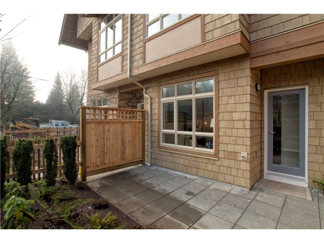 Main Photo: 22 3300 MT SEYMOUR Parkway in North Vancouver: Northlands Townhouse for sale : MLS®# V986691