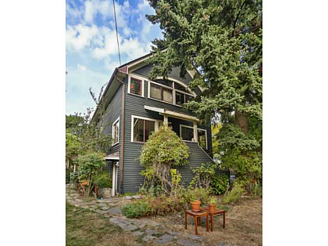 Main Photo: 4403 QUEBEC Street in Vancouver: Main House for sale (Vancouver East)  : MLS® # V985334