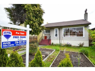 Main Photo: 8432 OAK Street in Vancouver: Marpole House for sale (Vancouver West)  : MLS(r) # V1006129
