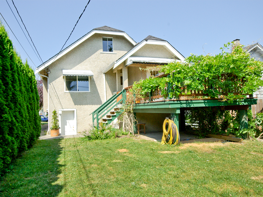 Photo 15: 3078 GRANT ST in Vancouver: Renfrew VE House for sale (Vancouver East)  : MLS(r) # V1019044