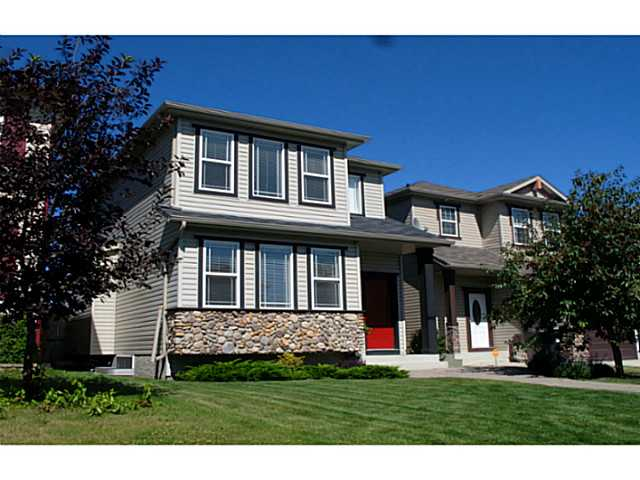 Main Photo: 185 EVERRIDGE Way SW in CALGARY: Evergreen Residential Detached Single Family for sale (Calgary)  : MLS® # C3582564