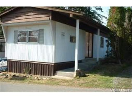 Main Photo: 3 7021 W Grant Road in SOOKE: Sk John Muir Manu Single-Wide for sale (Sooke)  : MLS® # 181640