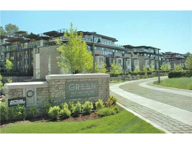 "Main Photo: 502 7478 BYRNEPARK Walk in Burnaby: South Slope Condo for sale in ""GREEN"" (Burnaby South)  : MLS(r) # V1075631"