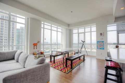 Photo 7: 21 Grand Magazine St Unit #2603 in Toronto: Niagara Condo for sale (Toronto C01)  : MLS(r) # C2992712