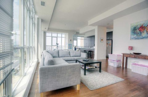 Photo 5: 21 Grand Magazine St Unit #2603 in Toronto: Niagara Condo for sale (Toronto C01)  : MLS(r) # C2992712