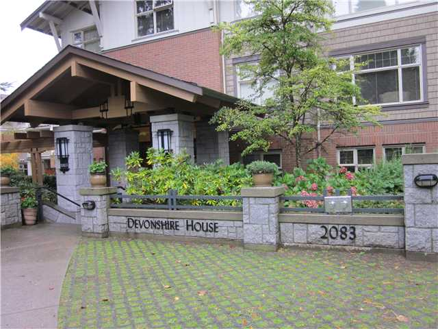 Main Photo: # 122 2083 W 33RD AV in Vancouver: Quilchena Condo for sale (Vancouver West)  : MLS® # V1120897