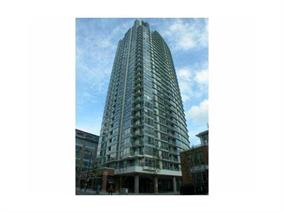 Main Photo: 3202 928 Beatty Street in Vancouver: Yaletown Condo for sale (Vancouver West)  : MLS® # V827156