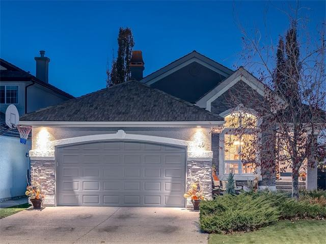 Main Photo: 49 MT ALBERTA VW SE in Calgary: McKenzie Lake House for sale : MLS® # C4036253