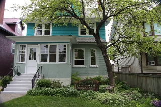 Main Photo: 116 Ethelbert Street in Winnipeg: Wolseley Single Family Detached for sale (West Winnipeg)  : MLS(r) # 1613627