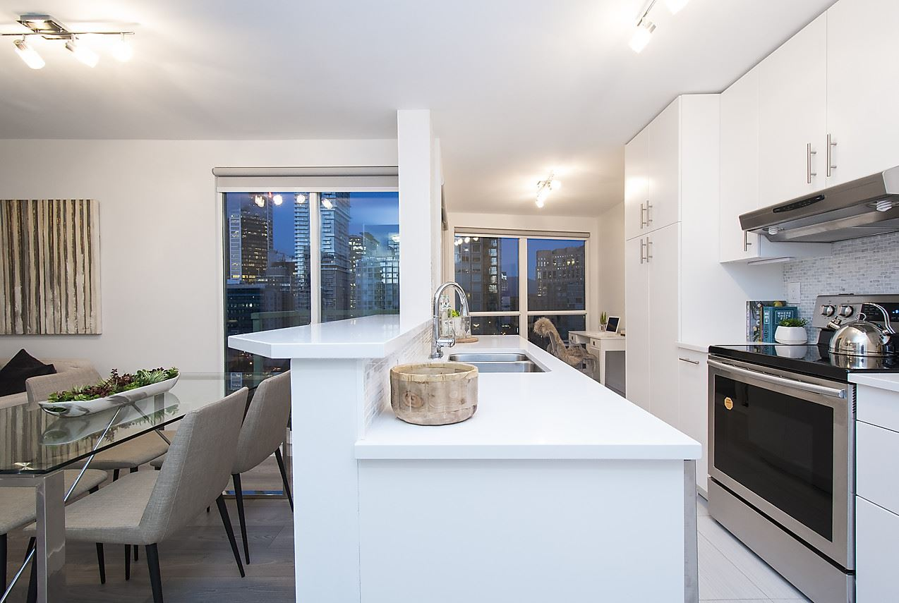 Photo 9: 2002 939 HOMER STREET in Vancouver: Yaletown Condo for sale (Vancouver West)  : MLS® # R2133946