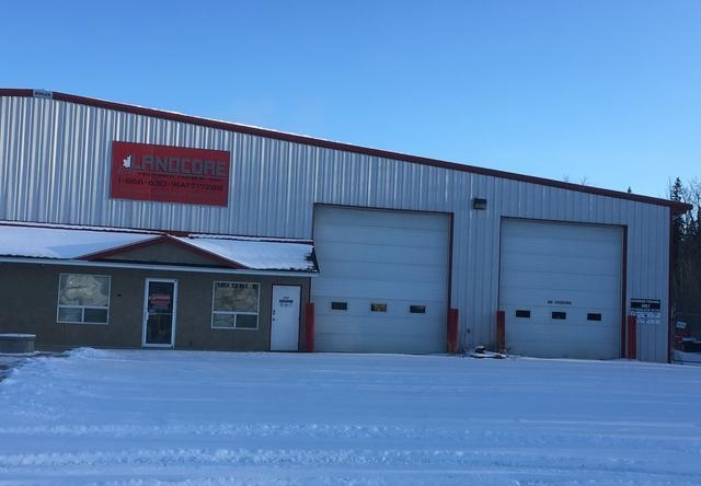 Main Photo: 5804 53 Avenue in Whitecourt: Industrial for lease : MLS® # 42716